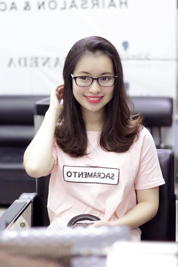 MC Hoa khôi gặp Jack Ma bị nhận xét nói tiếng Anh điệu: Đó là ngữ điệu mình cảm thấy tự tin nhất khi giao tiếp - Ảnh 7.