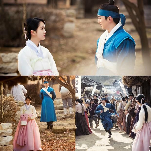2 nàng tiên Kim Ji Won, Kim So Hyun nguy hiểm thế này, nam chính bẹp dí mất! - Ảnh 10.