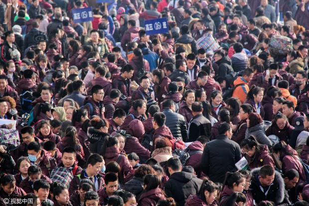 Cuộc đại di cư về quê ăn Tết từ lâu đã trở thành một nét văn hoá của người Trung Quốc - Ảnh 7.