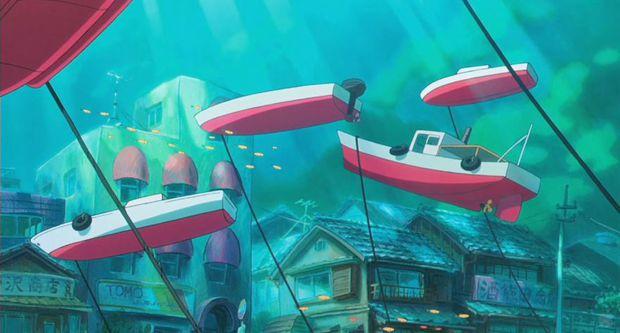 10 địa điểm có thật từng xuất hiện trong phim hoạt hình của Ghibli Studio - Ảnh 15.
