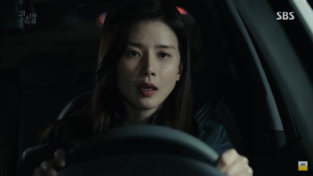 """""""Whisper"""": Đây là cách Lee Bo Young khiến Lee Sang Yoon ngậm miệng - Ảnh 17."""