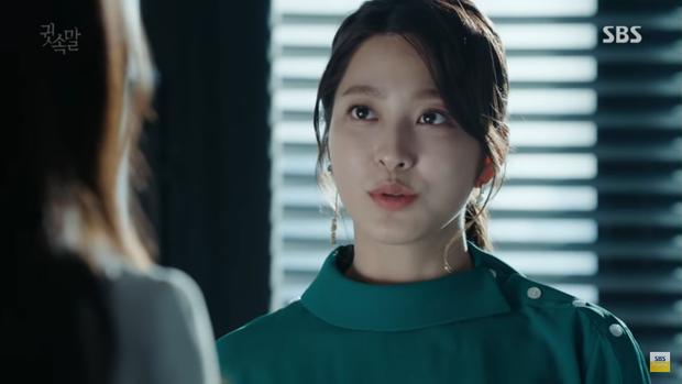 """""""Whisper"""": Bị tố chăn gối với Lee Sang Yoon, Lee Bo Young đáp trả xuất sắc - Ảnh 1."""