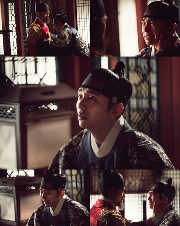 """Nước mắt của """"quân chủ"""" Yoo Seung Ho: Không chỉ vì gái đẹp! - Ảnh 5."""