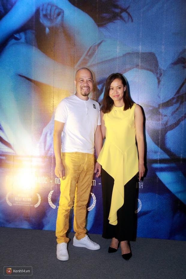 Mặc trời nóng, Đàm Vĩnh Hưng và Dương Triệu Vũ vẫn ra Hà Nội ủng hộ phim của cháu gái - Ảnh 8.