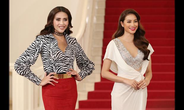 Võ Hoàng Yến nói gì khi Mai Ngô tố bị host Phạm Hương, BTC đối xử bất công đến phải bỏ thi Hoa hậu Hoàn vũ Việt Nam - Ảnh 5.