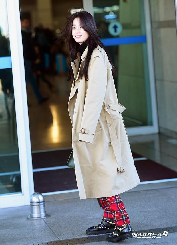 Chỉ với 2 hình ảnh sân bay chớp nhoáng này, Han Hyo Joo đã vươn lên thành nữ hoàng nhan sắc Kbiz? - Ảnh 7.