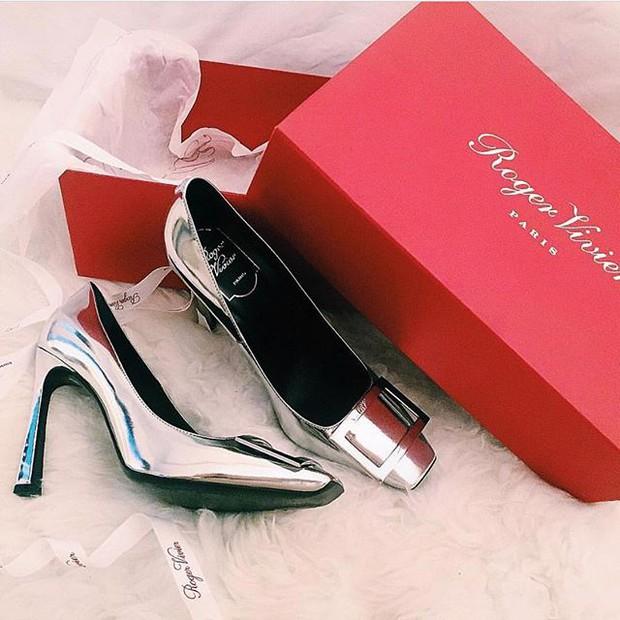 Hoa hậu Kỳ Duyên chi hơn 40 triệu đồng chỉ cho... ốp điện thoại Louis Vuitton - Ảnh 6.