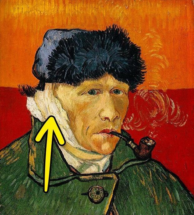 Lật tẩy bí mật buồn cười đằng sau 8 bức tranh nổi tiếng thế giới - Ảnh 2.