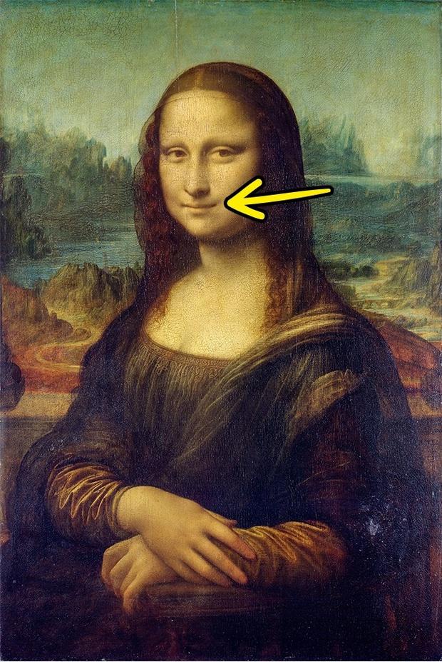 Lật tẩy bí mật buồn cười đằng sau 8 bức tranh nổi tiếng thế giới - Ảnh 1.