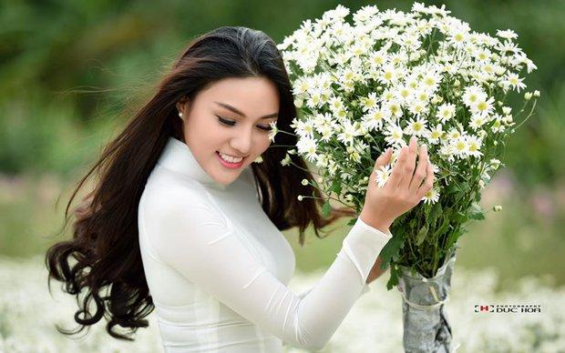 Cô gái xinh đẹp cao 1m70, từng đi thi Hoa hậu Việt Nam tình nguyện nhập ngũ - Ảnh 7.