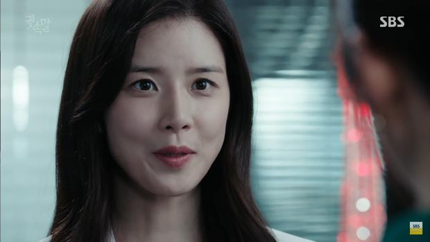 """""""Whisper"""": Bị tố chăn gối với Lee Sang Yoon, Lee Bo Young đáp trả xuất sắc - Ảnh 2."""
