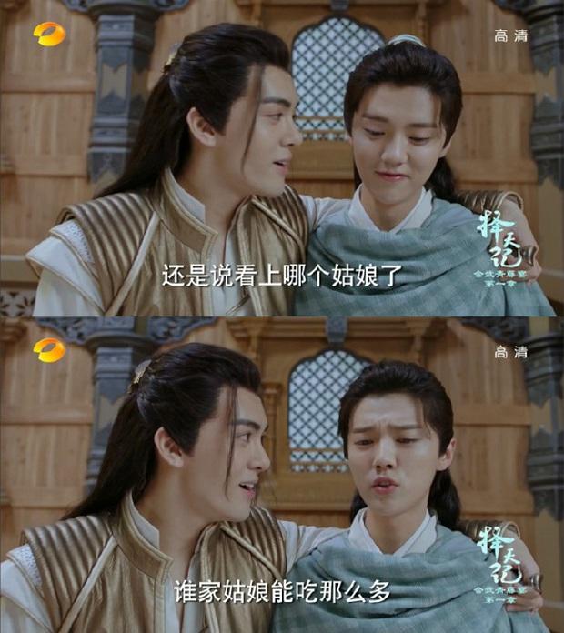 """Trạch Thiên Ký: """"Mi nhon"""" như Luhan mà bế được Na Trát cũng tài thật! - Ảnh 14."""