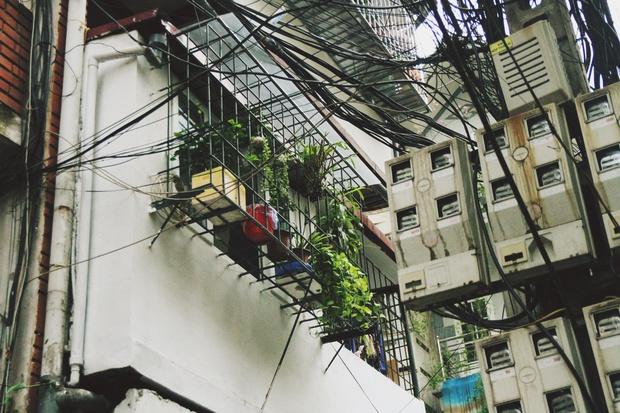 Những căn nhà chuồng cọp, lồng chim - mối nguy hiểm không lối thoát giăng khắp Thủ đô - Ảnh 9.