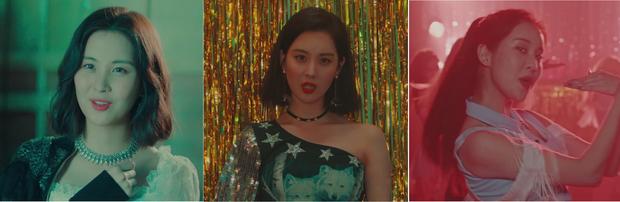 Soi loạt kiểu tóc cùng cách makeup thời thượng được SNSD bê vào 2 MV mới toanh - Ảnh 18.