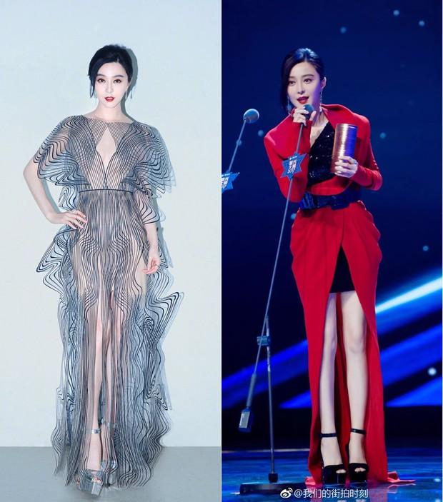 Style của bộ 3 Hoàn Châu Cách Cách: A hoàn trở thành nữ hoàng thảm đỏ sang chảnh lồng lộn, 2 công chúa lại đơn giản, nhẹ nhàng bất ngờ - Ảnh 16.