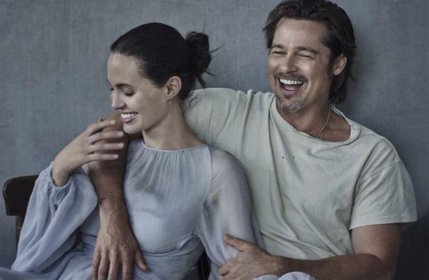 Cuộc hôn nhân Brad Pitt và Angelina Jolie: Ngôn tình đấy nhưng không thiếu chiêu trò để PR tên tuổi - Ảnh 1.