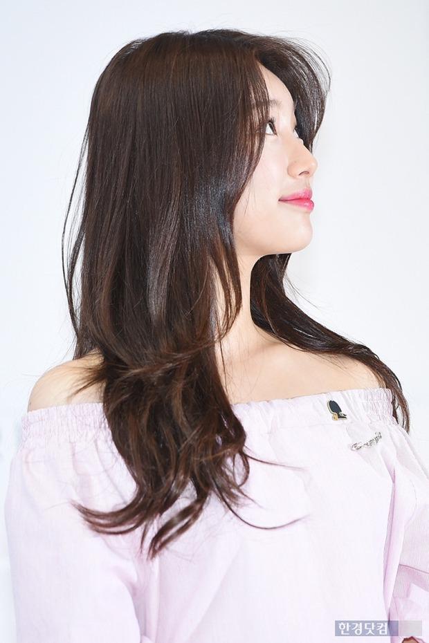 Sau bao năm, cuối cùng Suzy cũng đã xén mái tóc dài nữ thần đi rồi! - Ảnh 7.