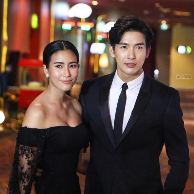 Hoàng tử phim Thái Push Puttichai chuẩn bị kết hôn, rộ tin bạn gái hơn tuổi mang bầu - Ảnh 4.
