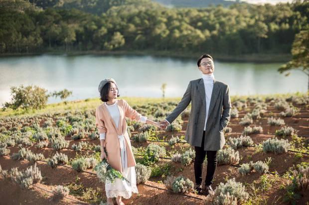 Chỉ cần yêu nhau thật nhiều thì ảnh cưới chụp ở... vườn rau cũng khiến người ta xuýt xoa - Ảnh 39.