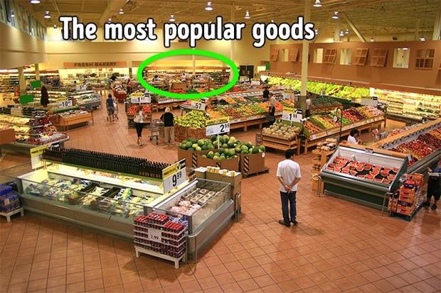 8 chiêu dụ dỗ của siêu thị khiến người mua vung tiền không tiếc tay - Ảnh 8.