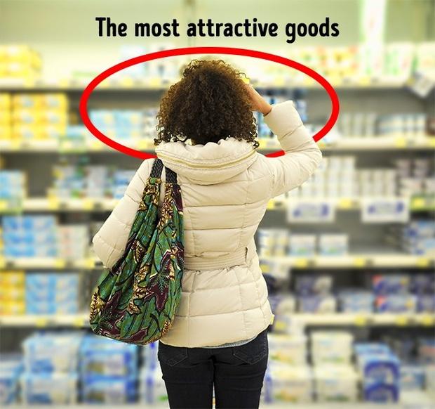8 chiêu dụ dỗ của siêu thị khiến người mua vung tiền không tiếc tay - Ảnh 4.