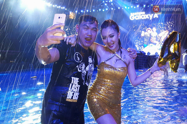 Pool party giao lưu với smartphone vừa diễn ra tưng bừng tại Sài Gòn và đây là những hình ảnh nóng nhất - Ảnh 5.