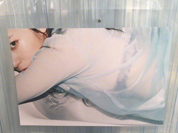 Hết Sulli, lại đến Krystal f(x) bị chỉ trích vì mặc nội y trong bộ ảnh mới - Ảnh 5.