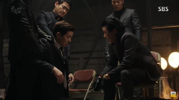 """""""Whisper"""": Đây là cách Lee Bo Young khiến Lee Sang Yoon ngậm miệng - Ảnh 19."""