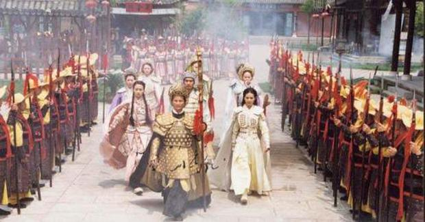 45 bộ phim cổ trang Hoa Ngữ gắn liền với tuổi thơ của một thế hệ khán giả Việt Nam (P.1) - Ảnh 24.