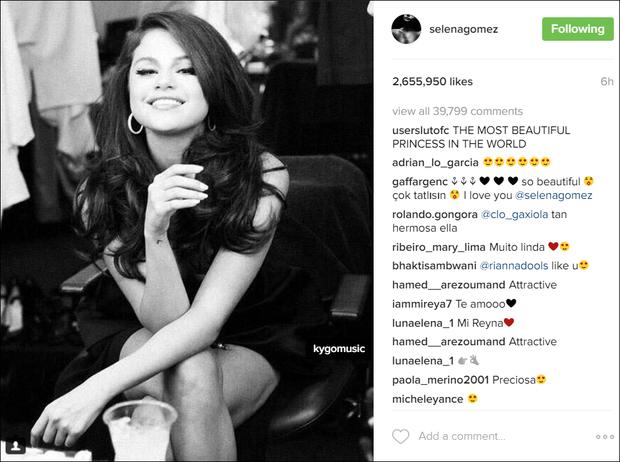 Vừa công khai yêu The Weeknd, Selena đã lại hát về Justin? - Ảnh 4.