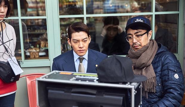 Ông Trùm: Sướng đến phút cuối cùng bên Lee Byung Hun và Kang Dong Won, Kim Woo Bin - Ảnh 4.