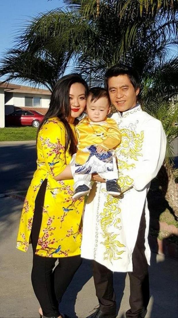Bé Xuân Mai hạnh phúc đón con trai thứ hai vừa chào đời tại Mỹ - Ảnh 3.