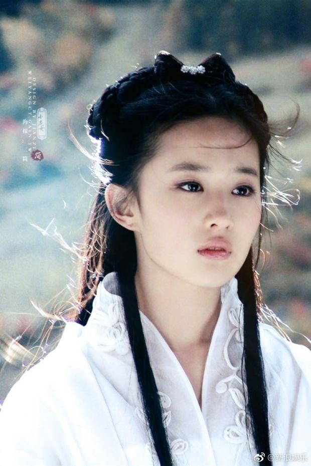 14 năm sau Thiên Long Bát Bộ, Lưu Diệc Phi vẫn được bầu chọn là Mỹ nhân cổ trang đẹp nhất - Ảnh 3.