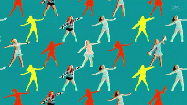 MV tiếng Nhật của A Pink vừa ra đã bị tố đạo nhái hit tiếng Hàn của Red Velvet - Ảnh 6.