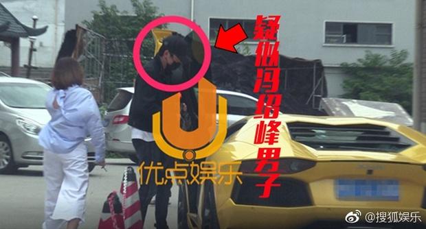 Triệu Lệ Dĩnh bị bắt gặp mặc áo đôi đi khách sạn với Đường Tăng Phùng Thiệu Phong - Ảnh 6.