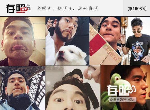 Phong cách chụp ảnh kiểu Cbiz: Người là Nữ hoàng selfie nửa mặt, kẻ trở thành Ông hoàng làm lố - Ảnh 8.