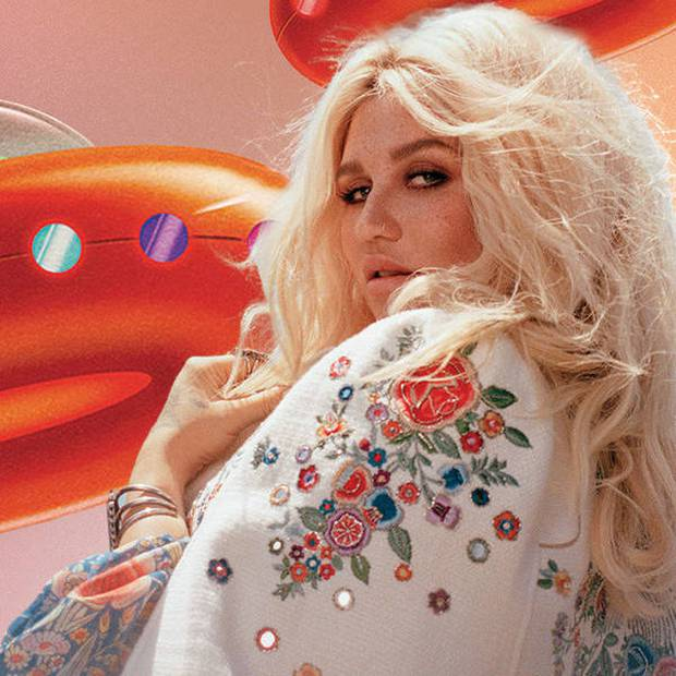 Kesha giành No.1 Billboard với album đầu tiên trong 5 năm - Ảnh 1.
