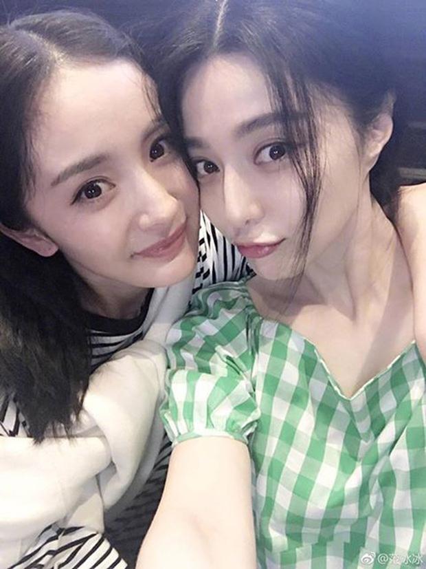 Đối diện chuyện đóng phim đồng tính với Phạm Băng Băng, Dương Mịch chỉ cười trừ! - Ảnh 8.
