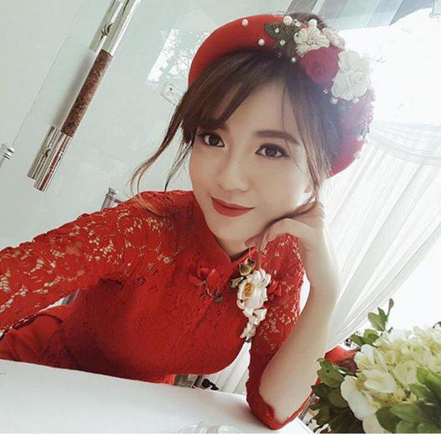 Có duyên từ bé xíu, Tú Linh M.U từng được chồng sắp cưới khen xinh năm... 8 tuổi! - Ảnh 2.