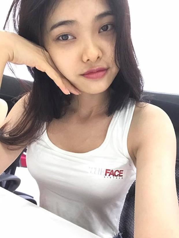 Lộ diện mặt mộc của các ứng viên tranh suất vào nhà chung The Face Vietnam! - Ảnh 10.