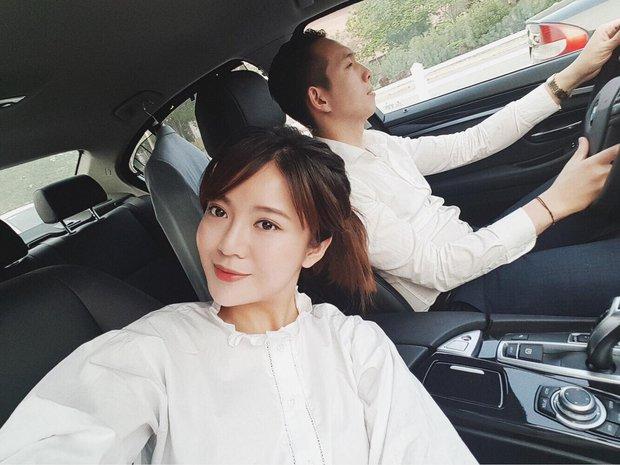 Trước thềm đám cưới, hot girl Tú Linh tiết lộ lý do hạn chế chia sẻ về chồng tương lai lên Facebook - Ảnh 1.