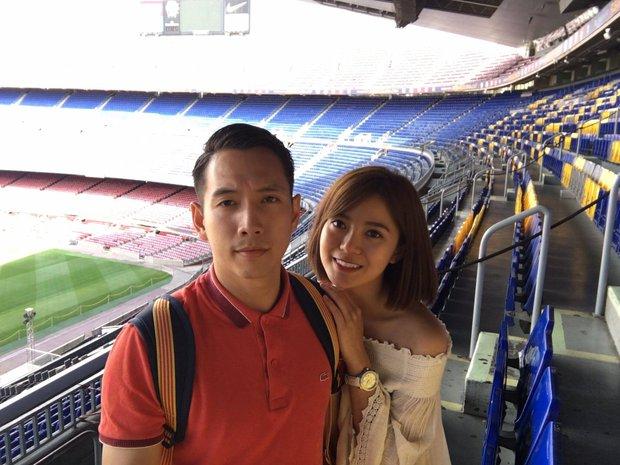 Trước thềm đám cưới, hot girl Tú Linh tiết lộ lý do hạn chế chia sẻ về chồng tương lai lên Facebook - Ảnh 3.