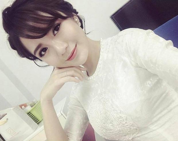 Hôm nay, hot girl Tú Linh lên xe hoa theo chàng về dinh - Ảnh 3.
