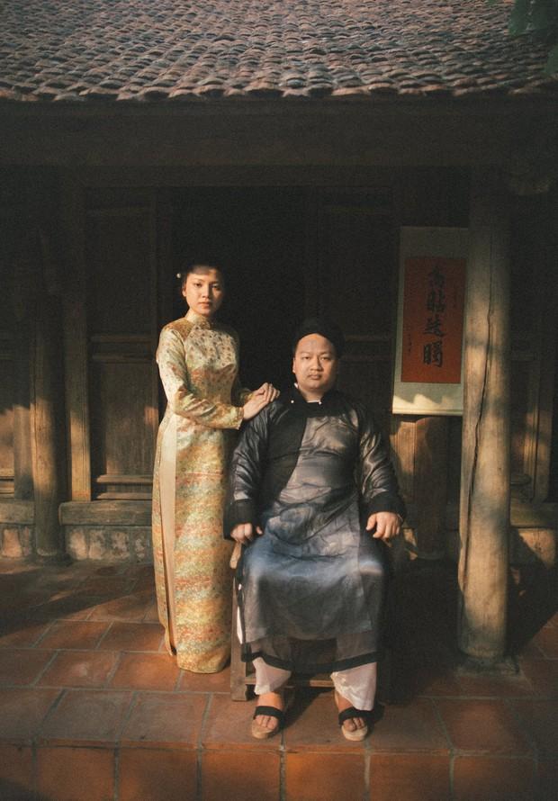 Độc nhất vô nhị: Chụp một lần, cặp đôi tái hiện được tất cả các kiểu lễ cưới Việt Nam trong 100 năm qua! - Ảnh 2.