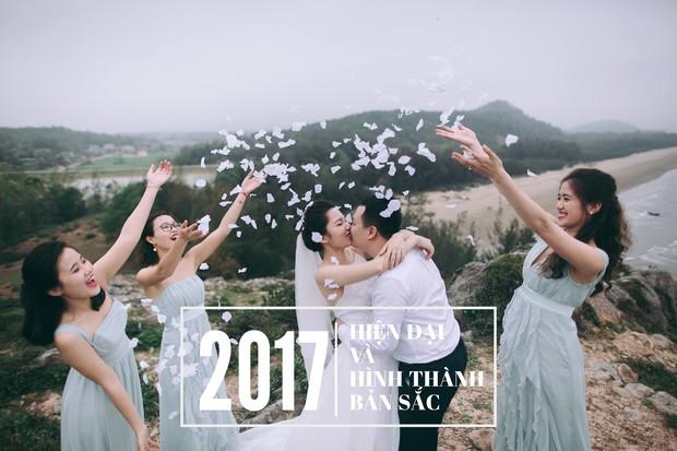 Độc nhất vô nhị: Chụp một lần, cặp đôi tái hiện được tất cả các kiểu lễ cưới Việt Nam trong 100 năm qua! - Ảnh 21.