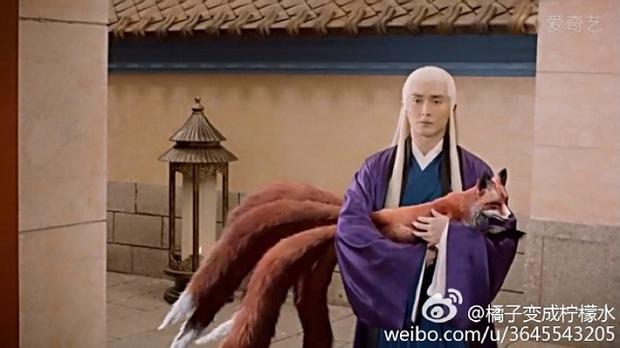 """Tam Sinh Tam Thế: Đố cọc tìm trâu nào đáng yêu như """"Phượng Cửu"""" Địch Lệ Nhiệt Ba! - Ảnh 18."""