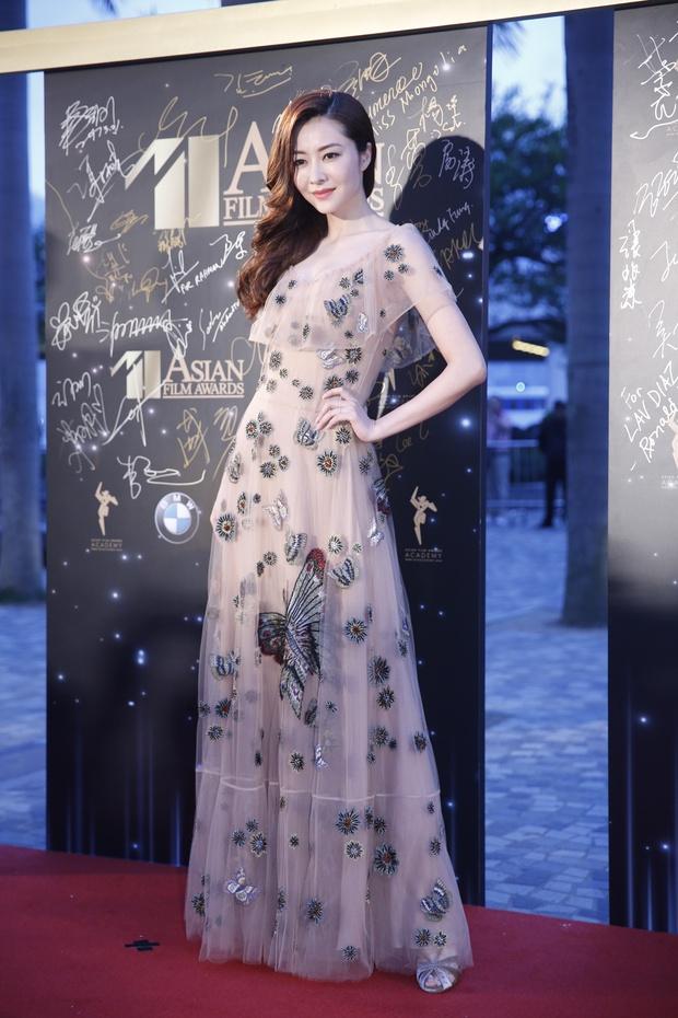 Phạm Băng Băng chiếm hết ánh đèn sân khấu đêm trao giải phim châu Á 2017 - Ảnh 13.