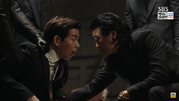"""""""Whisper"""": Đây là cách Lee Bo Young khiến Lee Sang Yoon ngậm miệng - Ảnh 20."""