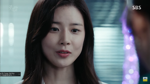 """""""Whisper"""": Bị tố chăn gối với Lee Sang Yoon, Lee Bo Young đáp trả xuất sắc - Ảnh 4."""