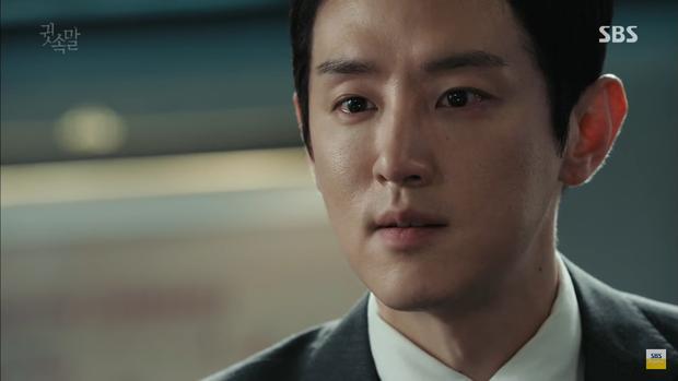 """""""Whisper"""": Lee Sang Yoon và vợ """"tình tứ"""" ngay trước mặt Lee Bo Young - Ảnh 39."""